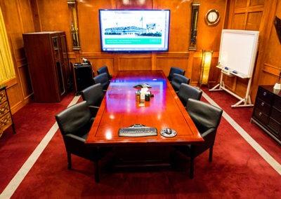 Enterprise Center | Omaha, NE | meeting room