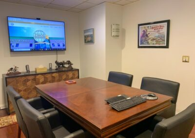 The Buffalo Bill Cody conference room for rent in Omaha