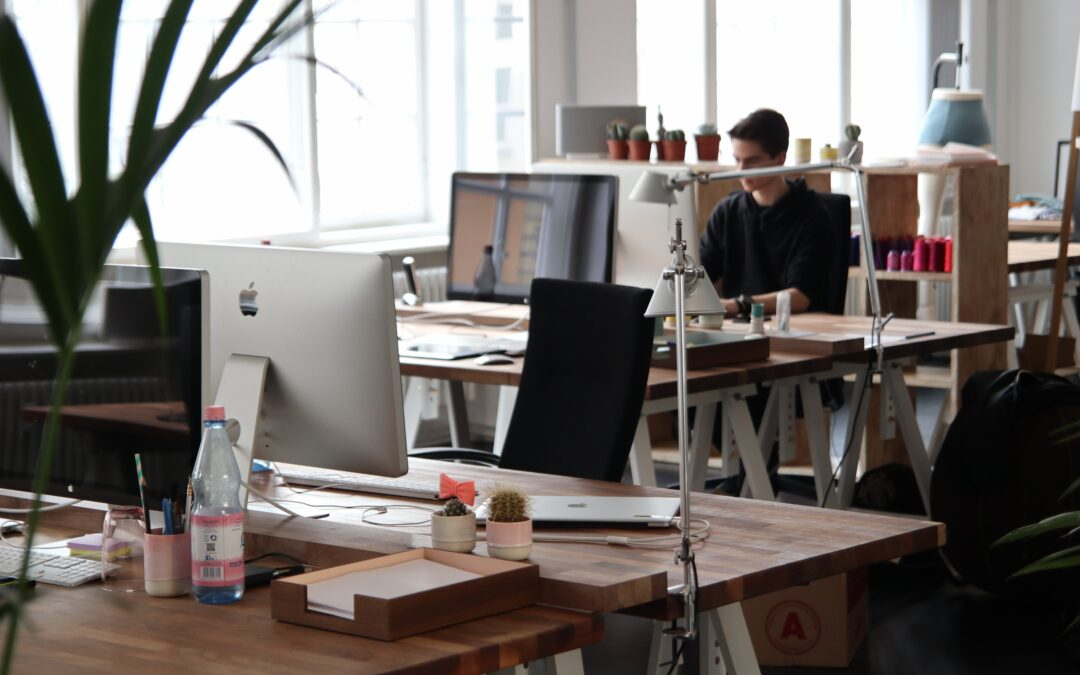 Stepping up: Advances in Workplace Technology