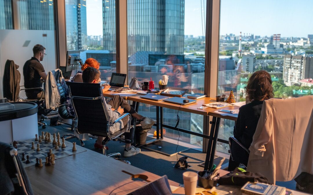 The Freedom and Opportunities that come with a Private Office